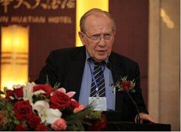 伯纳德葛菲教授——国际医学顾问